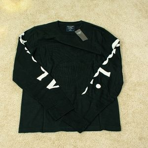Authentic Abercrombie & Fitch Long-sleeve tee